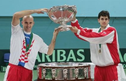 Ivan Ljubičić i Mario Ančić