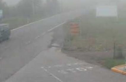 magla stanje na cestama HAK