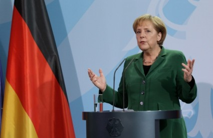Angela Merkel osvojila je i treći mandat