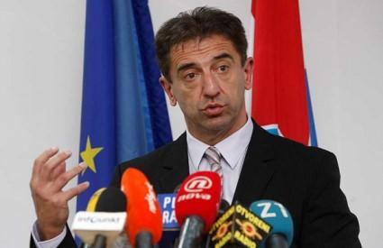 Darko Milinović zagrebačke bolnice