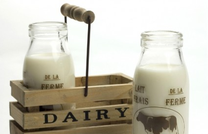 Ljutnju gasi mlijeko i mliječni proizvodi