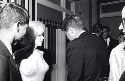 Marilyn Monroe John F. Kennedy