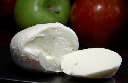 Mozzarela je sjajan izvor proteina