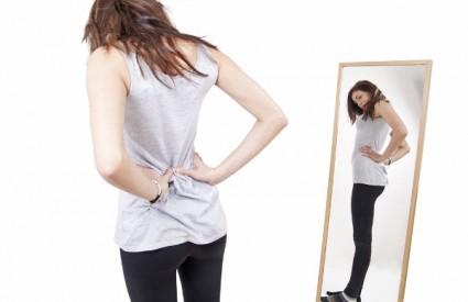 Zašto mlade djevojke ne vjeruju ogledalu