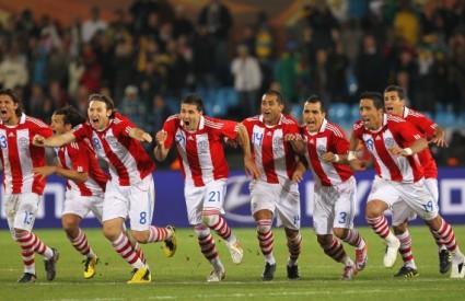 Reprezentacija Paragvaja je u finalu nakon 32 godine