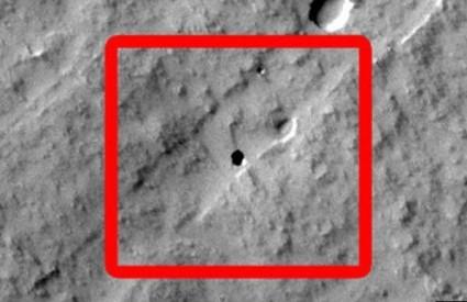 Misteriozna pećina otkrivena na Marsu