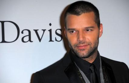 Ricky Martin Broadway