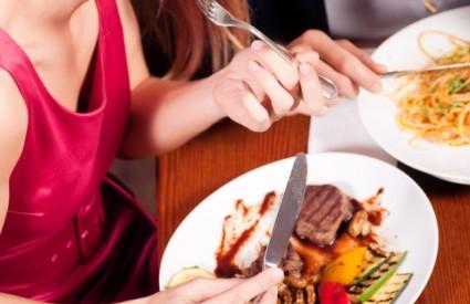 Hrana restoran