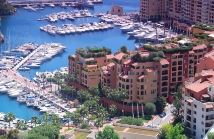 Monte Carlo jahte
