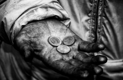 Siromašnima je sve gore