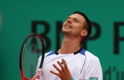 Robin Soderling Roger Federer