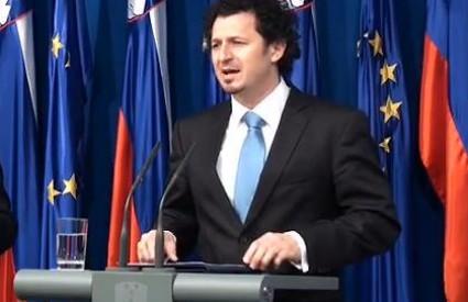Patrick Vlačič referendum arbitražni sporazum
