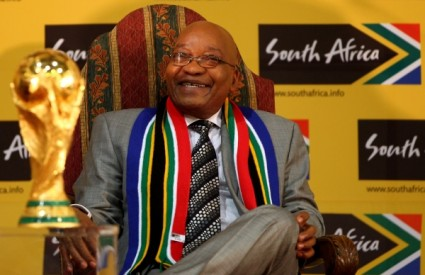 Jacob Zuma SP Južna Afrika