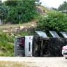 Autobus pun čeških turista kraj Novigrada sletio s ceste