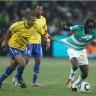 Brazilci zgazili Obalu Bjelokosti 3:1, Kaka dobio crveni karton