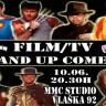 FILM/TV Stand up comedy večer!