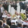 Bugojno: pokopan policajac koji je poginuo u bombaškom napadu