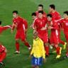Navijači Sjeverne Koreje oduševljeni svojim nogometašima
