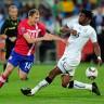 Srbija izgubila od Gane
