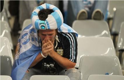Navijač argentinske reprezentacije