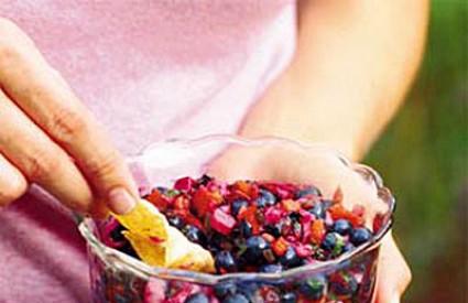 Šumsko voće prepuno je korisnih tvari