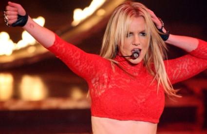 Britney Spears stiže u Zagreb 1. listopada