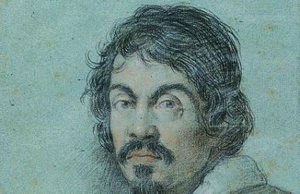 Caravaggio kako je prikazao Ottavio Leoni