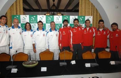 Davis Cup Hrvatska Srbija