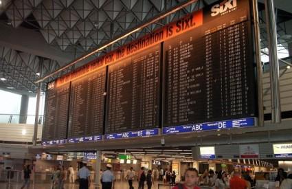 Zračna luka Frankfurt