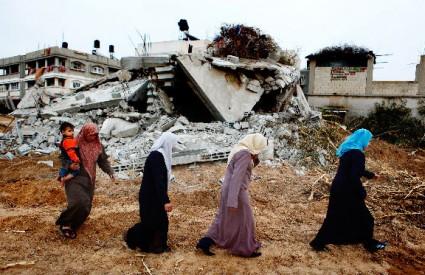 Gazi slijedi mirna noć