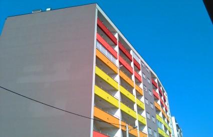 Obnovite fasadu i zaštitite kuću