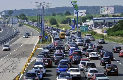 kolone promet gužva