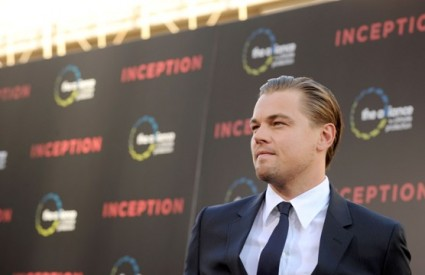 Leonardo DiCaprio glavna je zvijezda filma
