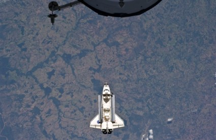 ISS ruska letjelica