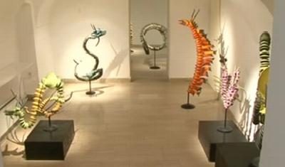 keramičke skulpture Miletić