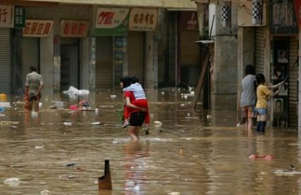 Kina poplava
