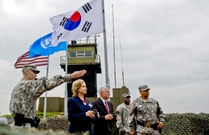 SAD su se pobrinule da dvije Koreje ne uspostave dobre odnose