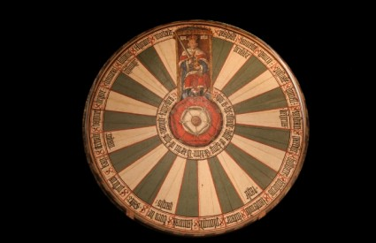 Okrugli stol kralja Artura - podrijetlom iz Igrana?