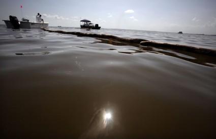 Ekološka katastrofa za sada je jeftina za BP