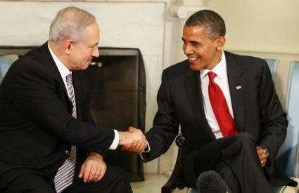 Netanyahu i Obama