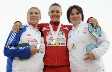 sandra perković medalja