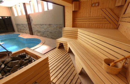 sauna ljeto