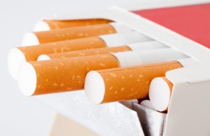 Cigarete protjerane iz CVS-a