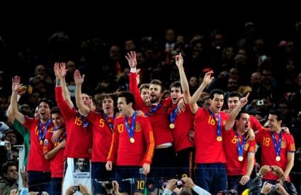 španjolska prvak svijeta 2010.
