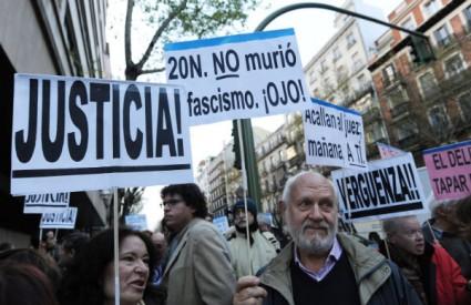 Zašto Španjolci prosvjeduju