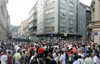varšavska prosvjed aktivisti