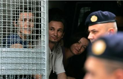 varšavska uhićenja aktivisti
