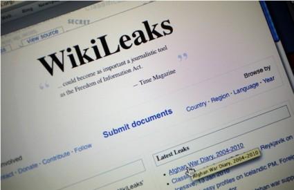 WikiLeaks ponovo nedostupan