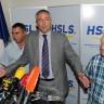 Isključeni HSLS-ovci vratit će se u stranku kada ode lažni mesija Kosor