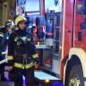 Glavna zgrada Olimpijskog centra urušena nakon požara